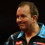 Phil Taylor World Matchplay 2012