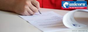 Podpisanie umowy Kciuk-Unicorn
