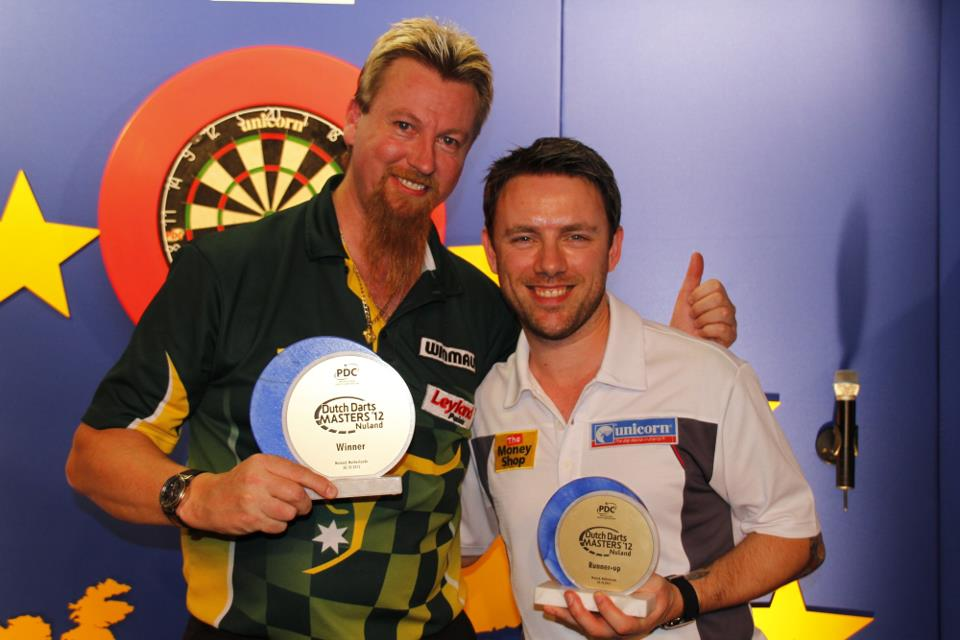 Darterzy Simon Whitlock i Paul Nicholson