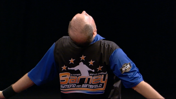 Raymond van Barneveld triumfatorem Grand Slam of Darts 2012