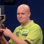 2 miejsce Grand Slam of Darts- Michael van Gerwen