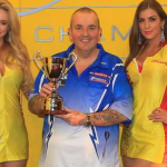 Phil Taylor Darts Players Champion 2012