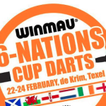 Dart Winmau Six Nations Cup