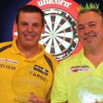 Darter Chisnall i Wright