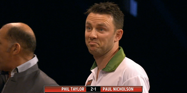 Darter Paul Nicholson