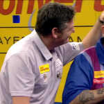 Darter Justin Pipe i Phil Taylor