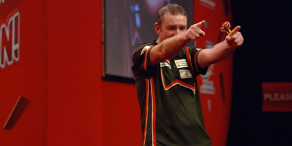Darter Richie Burnett