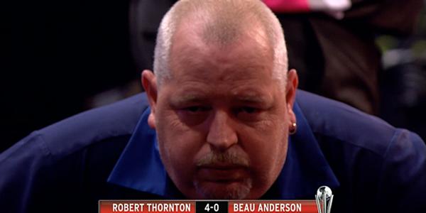 Darter Robert Thornton