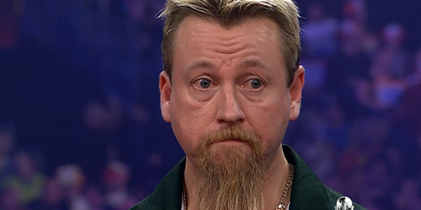 Darter Simon Whitlock