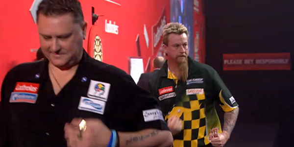 Kevin Painter i Simon Whitlock