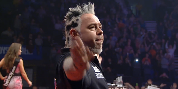 Darter Peter Wright
