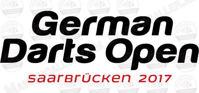 darts german open