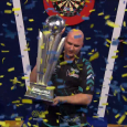 Mistrzem Świata zostaje debiutant, Rob Cross! Rob Cross 7:2 Phil Taylor Wręczenie nagrody za 2 miejsce: Odznaczenie Mistrza Świata i wywiady: